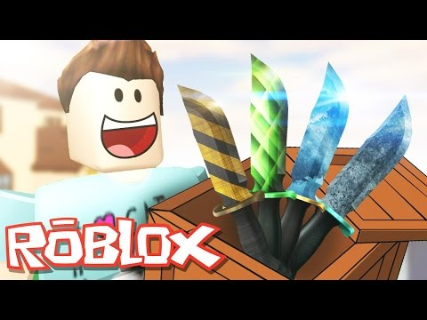 Roblox Adventures / Murder Mystery / Case Unboxing Special!
