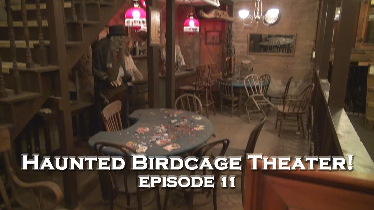 Ghost Adventures S02E05 - Birdcage Theater - video dailymotion