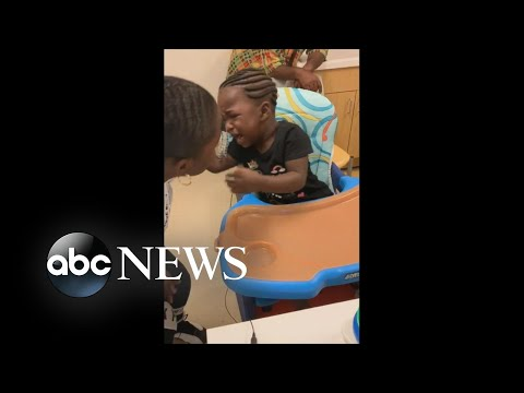 Kramer In The Morning - Q'ela hears for the first time thanks to the cochlear implant