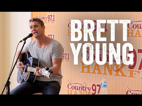 Brett Young - Olivia May [Live Performance]