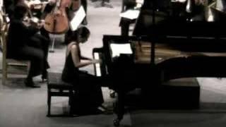 Mozart Piano Concerto 21 K467 II- Andante, Citlalli Guevara