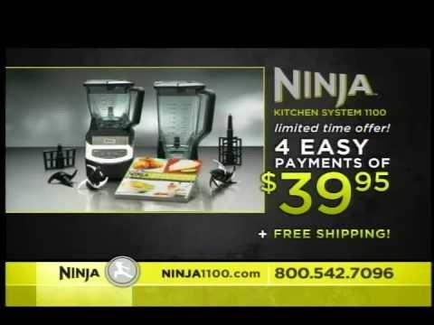 ninja kitchen system infomercial