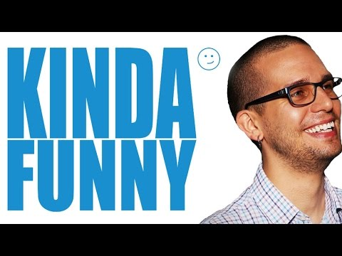 Ask Kinda Funny Games Anything - January 2017: Colin