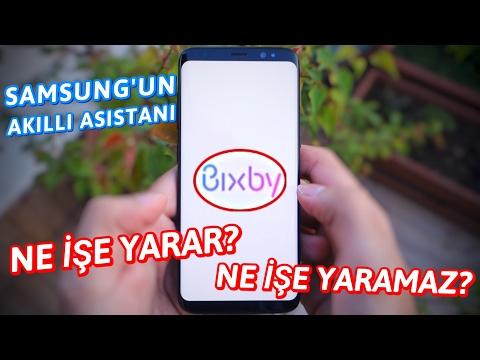 Samsung'un Akıllı Asistanı Bixby Ne İşe Yarar ? Ne Işe Yaramaz ? (Bixby Hakkında Her şey)