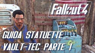 dove trovare le statuette vault tec bobblehead fallout 4 parte 1