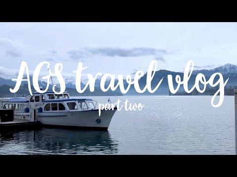 Austria - Germany - Switzerland travel vlog || part two