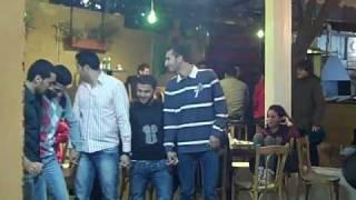 Video Dabke at Cafe Em Nazih, Beirut download MP3, 3GP, MP4, WEBM, AVI, FLV Juli 2018
