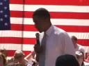 Barack Obama in Chester, VA