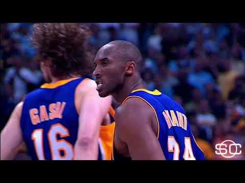 Kobe's legendary Laker career | ESPN Archives