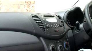 Fifth Gear Web TV -- Hyundai i10 Blue Review