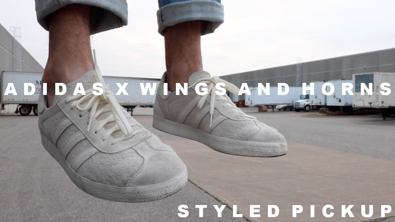 buy online 15c32 8e6e5 Adidas Wings + Horns  Pick-Up (M E M E W A R N I N G) - YouT