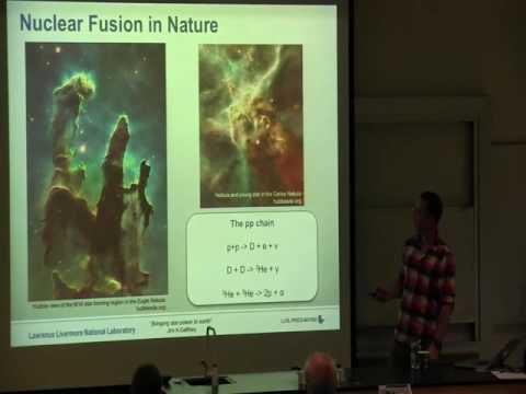 NUCLEAR FUSION PRESENTATION