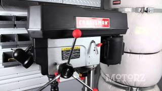 Craftsman Drill Press On Motorz