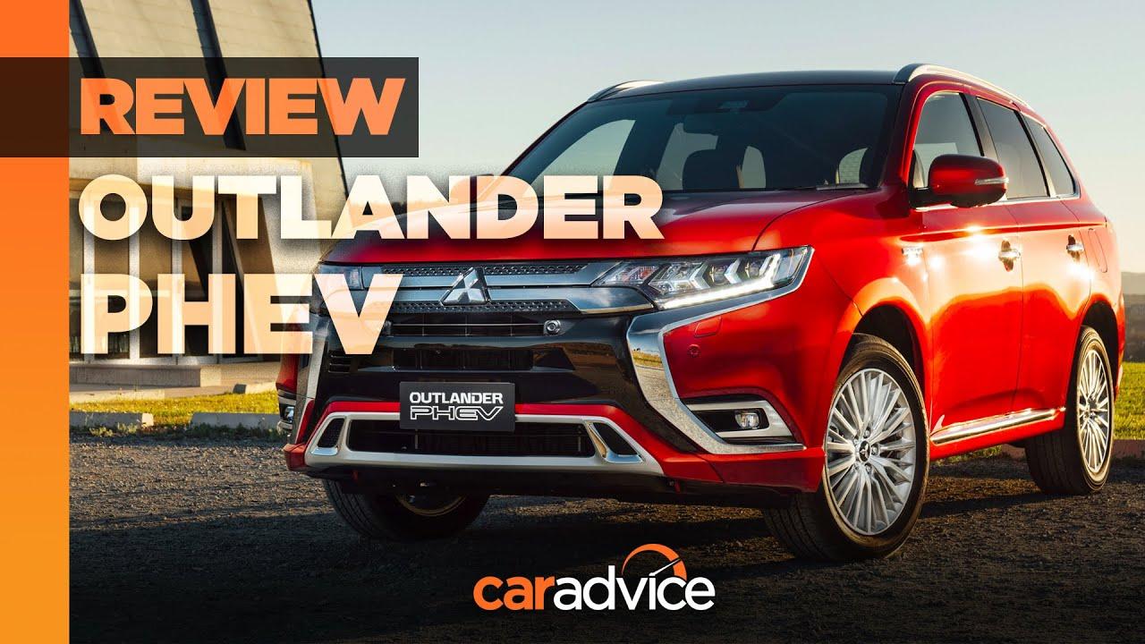 Review 2020 Mitsubishi Outlander Phev Youtube