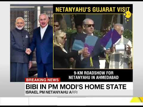 PM Modi and PM Benjamin Netanyahu to hold a roadshow in the state