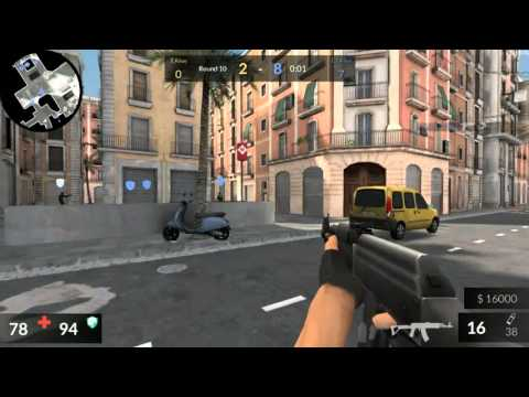 Critical Ops #8 [67/8] - Barcelona Game Play : 크리티컬 옵스 게임플레이 - 바르셀로나
