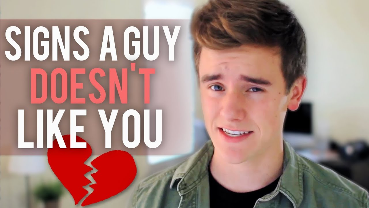 Signs A Guy Doesnt Like You - Youtube-3445