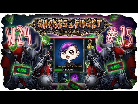★ Pet Dungeons! & Tchipo Lv214!!! #15 ★ w24.sfgame.net ★ Shakes and Fidget [Deutsch] ★