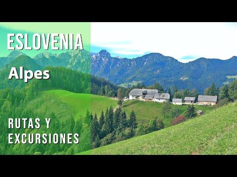 Senderismo, rutas ESLOVENIA / SLOVENIA - Alpes, turismo tour excursiones hiking 2017