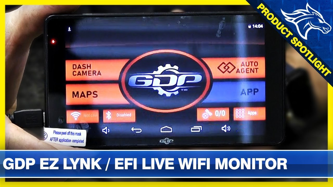 GDP Tuning EZ Lynk / EFI Live Wifi Monitor Overview (NEW)