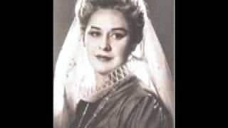Sena Jurinac - Richard Strauss: Vier letzte Lieder - Im Abendrot (1951)