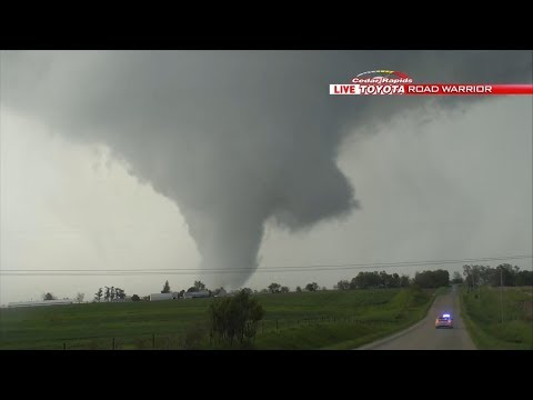 Brother Wease - VIDEO: Kids Playing Baseball as Tornado Looms in Background