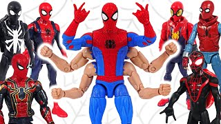 Marvel Avengers Spider-Man Six-Arm! Win the fight against villains! | DuDuPopTOY