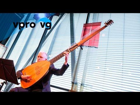 Fred Jacobs - Kapsberger/ Passacaglia (live @Bimhuis Amsterdam)