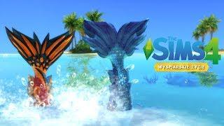 The Sims 4  Kesi i Suni w Tropikachz Oską 13 -  KONIEC