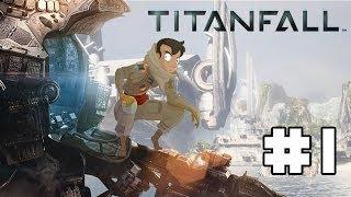 TITANFALL XBOX ONE Campaña El inicio parte 1