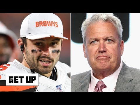 Baker Mayfield clapping back at Rex Ryan's 'overrated' comments is fair – Mike Greenberg | Get Up