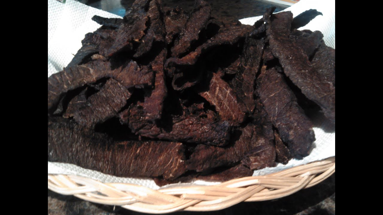 how to make the best beef jerky in the world youtube