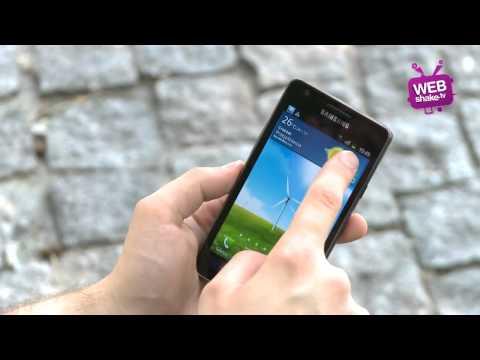 Samsung Galaxy S II - recenzja, Mobzilla odc. 35
