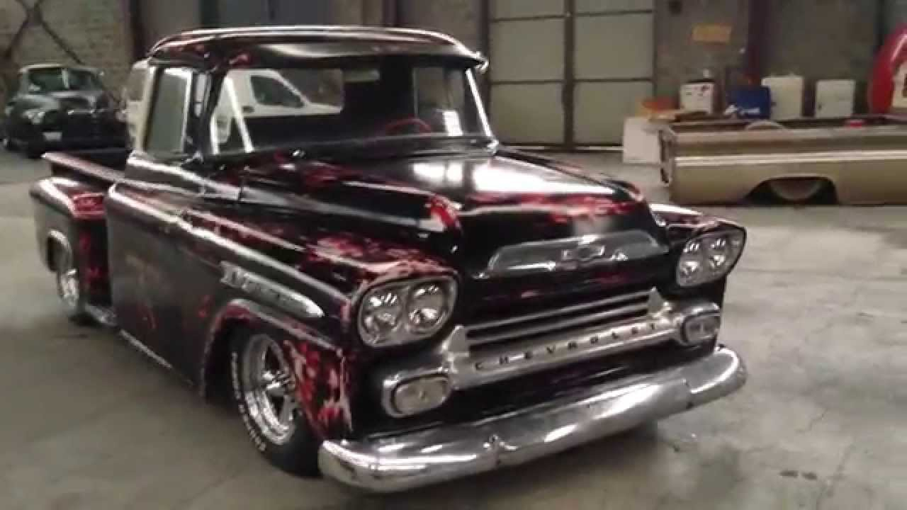 Apache 59 By R T Garage Youtube