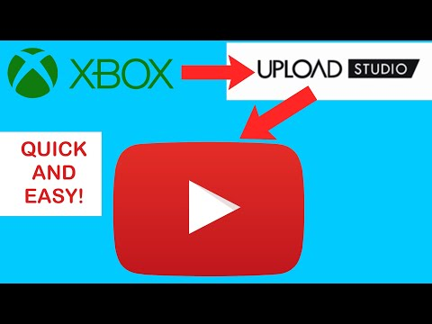 NEW WAY TO UPLOAD VIDEOS FROM XBOX ONE TO YOUTUBE! (the other video got patched :(