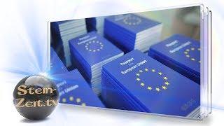 """Geheimsache """"EU"""" - Unionsbürgerschaft? - Matthias Weidner bei SteinZeit"""