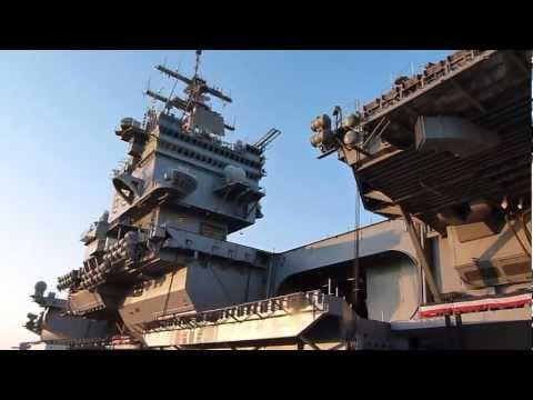 Tour of USS Enterprise (CVN-65) PT 2