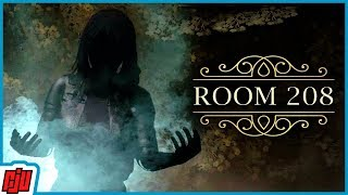 Room 208 Part 3 (Ending) | Horror Puzzle Game | PC Gameplay Walkthrough