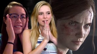 2 YouTubers React To The Last Of Us 2 Trailer