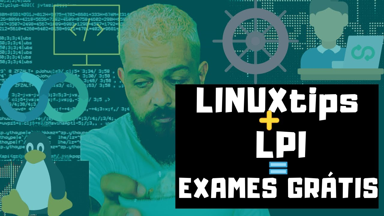 Como fazer o exame para certificação DevOps grátis? Saiba mais sobre a parceria da LINUXtips e a LPI
