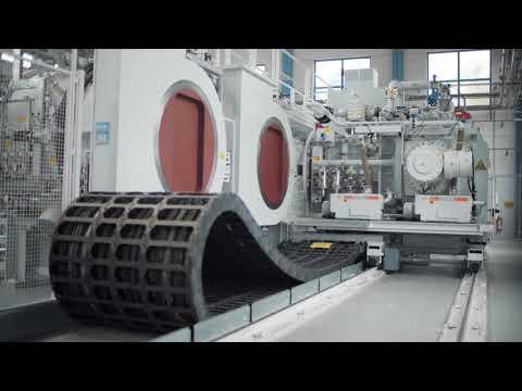 Wegener ModulTherm trempe modular  sous vide et sous gaz à haute pression#FR