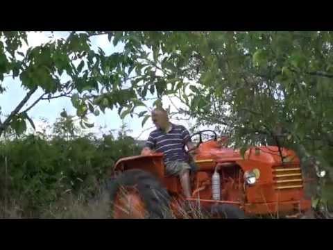 Renault D22 1958 tracteur agricole