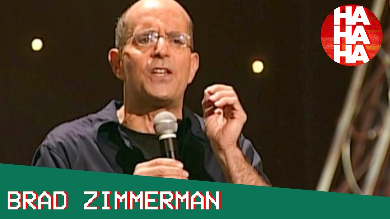 Brad Zimmerman - Never Do This at a Restaurant