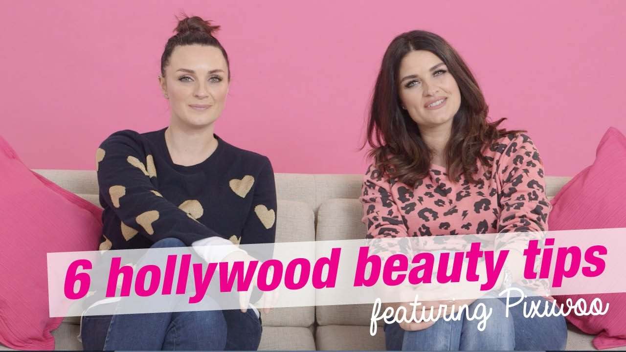Pixiwoo S Fave Hollywood Beauty Tips You Need To Know Now Youtube