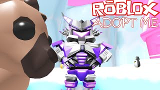 QDB-Roblox Adopt Me-fun to play with friends!!! Ft. Amigos (GAMEPLAY PT-BR)