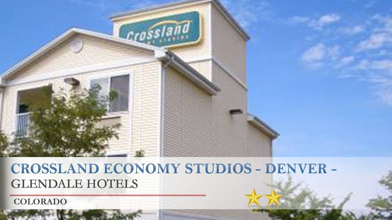 Crossland Economy Studios Denver Thornton Hotels Colorado