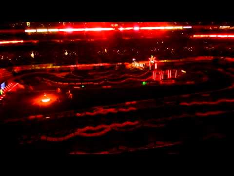 Monster Energy Supercross - Edward Jones Dome, St. Louis MO 3/2/2013 - Rider Intros