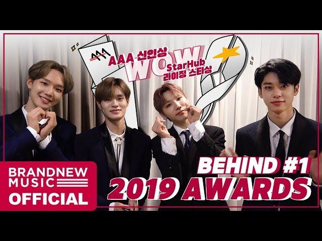 [예삐소드] AB6IX (에이비식스) 2019 AWARDS BEHIND #1
