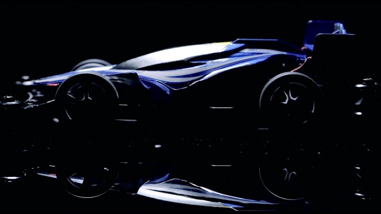画像: #00 「START」 1/1 ミニ四駆実車化プロジェクト GIANT MINI 4WD PROJECT www.youtube.com