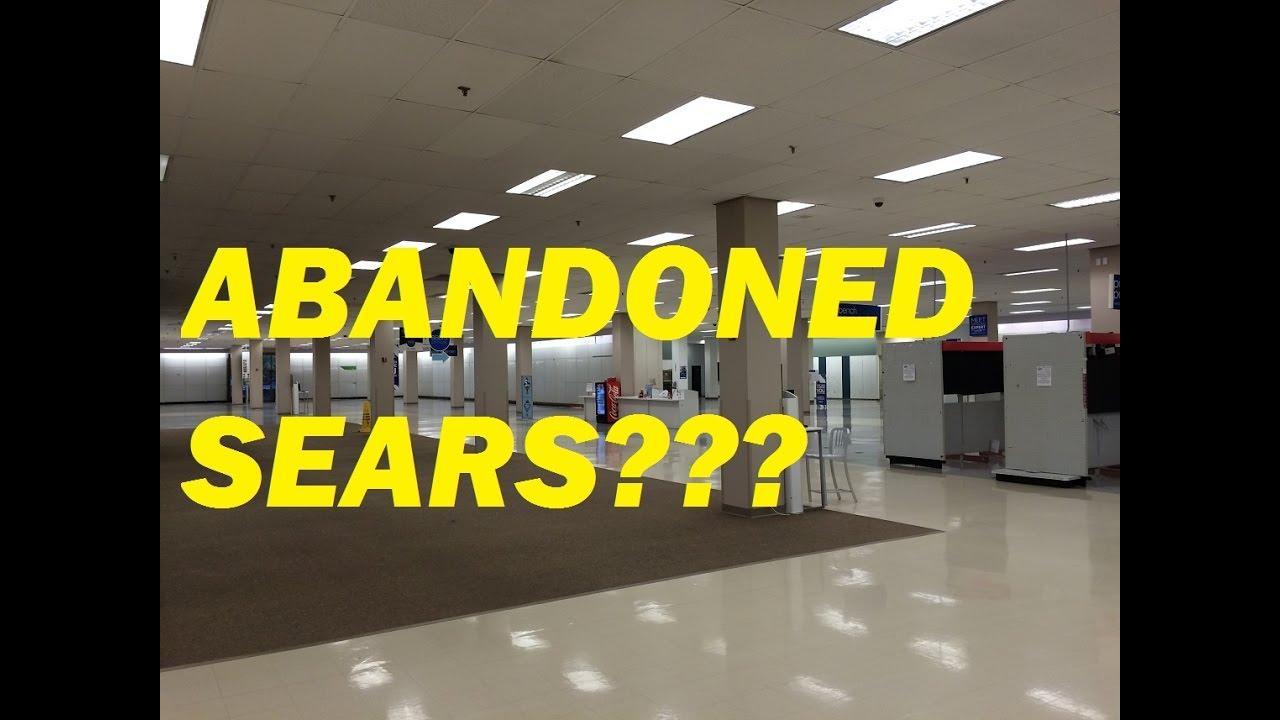 Sears At Fair Oaks Mall Abandoned Youtube